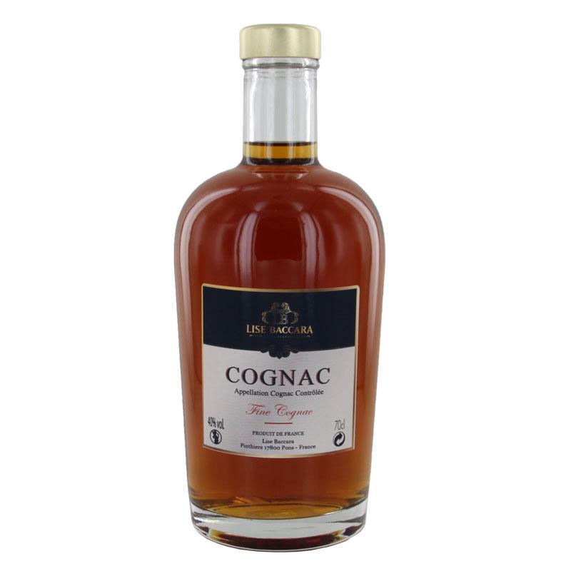 Création Packaging Spiritueux Cognac Charente-Maritime - Lise Baccara By Synap'TIC - à Saintes, Rochefort, Cognac, La Rochelle, Royan, Saint Jean d'Angély, Bordeaux