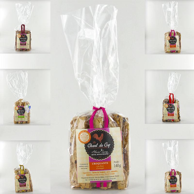 Création Packaging biscuits Charente-Maritime - Alain Lecoq By Synap'TIC - à Saintes, Rochefort, Cognac, La Rochelle, Royan, Saint Jean d'Angély, Bordeaux