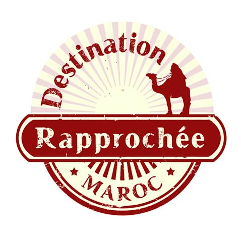 Création logo Agence de Voyage - Destination rapprochée by Synap TIC