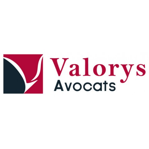 Création logo Rochefort - Cabinet Valorys Avocats by Synap TIC