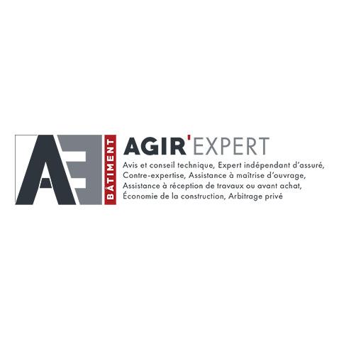 Création logo Royan - Agir Expert by Synap TIC