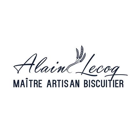 Création logo Saintes - Alain Lecoq by Synap TIC