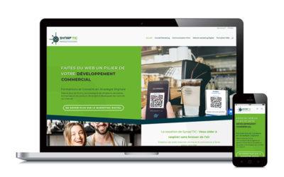 Nouveau site Internet pour votre agence de communication – web de Saint-Porchaire